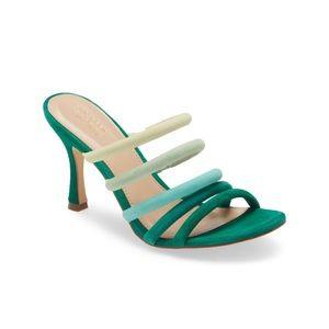 Halogen X Atlantic-Pacific Slide Heel Sandals